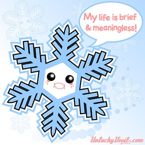 Kawaii Special Snowflake Matt Lawrence