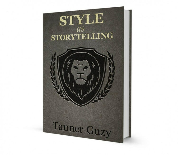 Fashion Book Cover Review ~ Book cover review quot style as storytelling by tanner guzy
