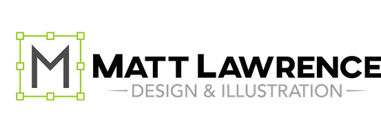 Matt Lawrence Retina Logo